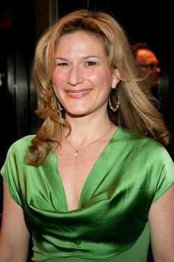 Ana Gasteyer at the opening night of Roundabout Theatre Companys revival of &quot;The Pajama Game.&quot;